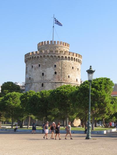 ギリシャの旅(1)・・ギリシャ第二の都市でマケドニア地方の中心地、テッサロニキを訪ねます。