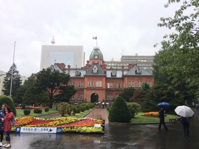 札幌&根室 自由気まま一人旅 VOL.1
