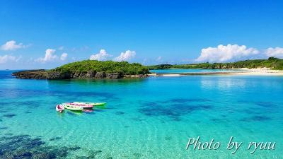 2017 毎年恒例の沖縄離島の旅 4 2度目のグリーンフラッシュ!!