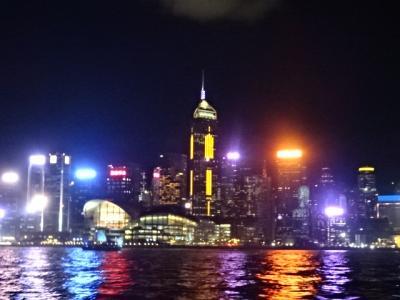 JALプレエコでゆく、ちょいリッチな香港旅