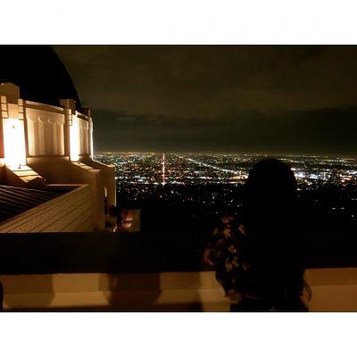 FIRST★USA・LA trip④(Lyftでオシャレ朝食へ~downtown散策~グリフィス天文台~帰国)