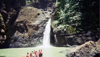 1999年GW、フィリピン・マニラ近郊をサクッと