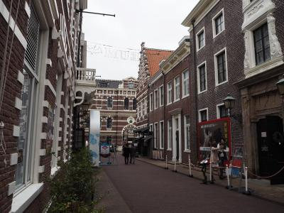 2015年12月 ハウステンボスに行ってきました。②(スリラーシティ~アムステルダムシティを散策)