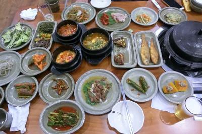 十数年ぶりの韓国ソウル旅