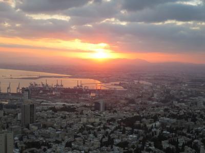 イスラエル③(ハイファ~アッコ~ナザレ~ティベリア)