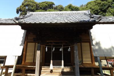 三島神社-2017年秋