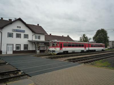 ハンガリーとスロバキアのローカル線を訪ねる 後編 2017年9月
