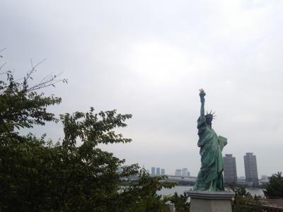 ここはニューヨークか?と錯覚した〜お台場でアメリカンなアフタヌーンティー