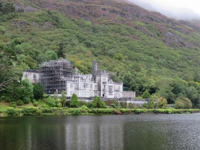 アイルランドの旅(5) カイルモア修道院