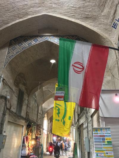 おじさんぽ ~イランは本当に「悪の枢軸」なのか?を確かめる旅~ Day3 「世界の半分」と言われていたイスファハーンの広場は本当に「世界の半分」なのか?