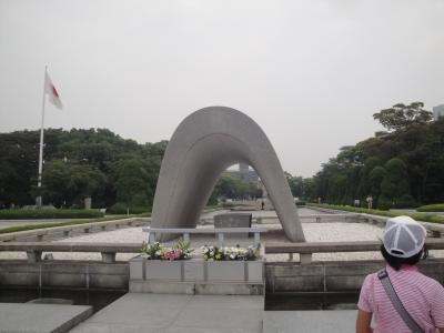 原爆ドーム 平和祈念資料館 見学