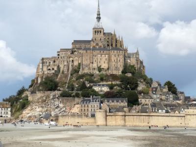パリ・ベルギーへの旅【5・6日目】モンサンミッシェルへ