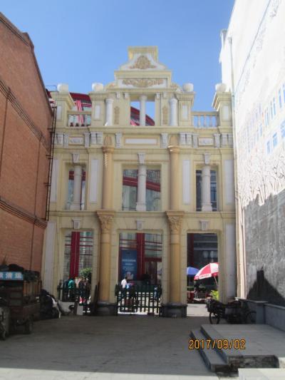 哈爾濱の南頭道街・歴史建築