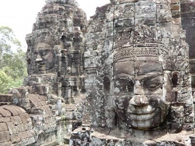 灼熱の大地カンボジアへ・その4/アンコール遺跡を小回りコースでぶらぶら