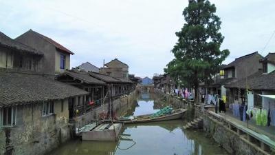 新場古鎮 素朴な水郷の風情が薫る南部エリアを歩く
