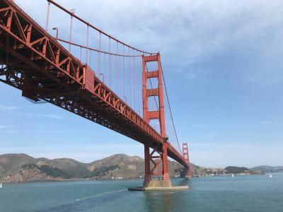 サンフランシスコ女性一人旅
