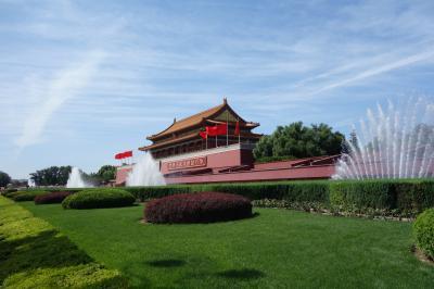 週末北京旅行