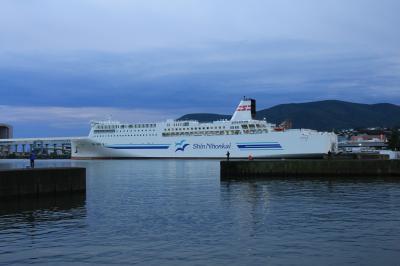 新潟から3度目の新日本海フェリー利用の北海道旅行 11日間 その1 フェリー編
