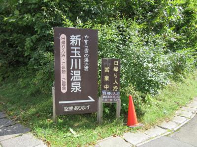 新玉川温泉に湯治7泊(玉川温泉へもお散歩)