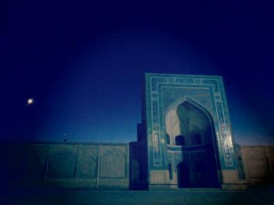 憧れのウズベキスタン ②ブハラ