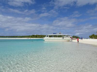 4連休で(?)クック諸島(2) クック諸島(アイツタキ島)