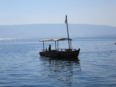 イスラエル④(ガリラヤ湖周辺とゴラン高原)