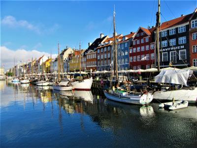 麗しの北欧バルト海クルーズ・ノルウェージャン・ゲッタウェイ 女一人旅 #2 (デンマーク・「北欧のパリ」コペンハーゲン 編)
