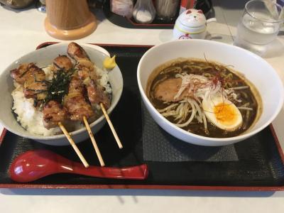 2017年9月 北海道への旅(3日目-3)~室蘭へ