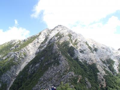 2017秋 甲斐駒ヶ岳登山