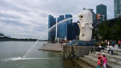 第2回海外一人旅 in シンガポール(2)