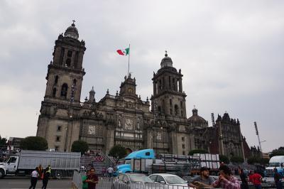 メキシコ旅行1日目