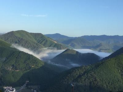 十津川村経由、週末一泊 熊野古道 中辺路歩き 湯浅の醤油 角長にも寄る旅