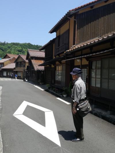 米寿の父と行く出雲~萩、レンタカーの旅②