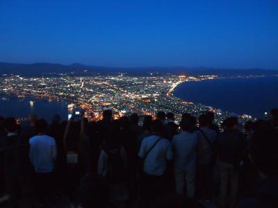 久しぶりの北海道旅行、今回は函館。