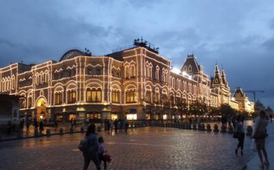 ロシア、北欧、バルト個人旅行 その1モスクワで憧れのクレムリン広場とボリショイバレエ編