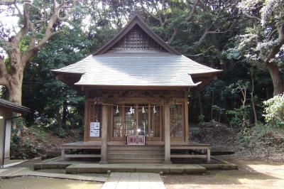 鹿島神社(横浜市栄区笠間3)