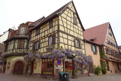 2017年GW 5 パリ~コルマール~小さな村めぐり~