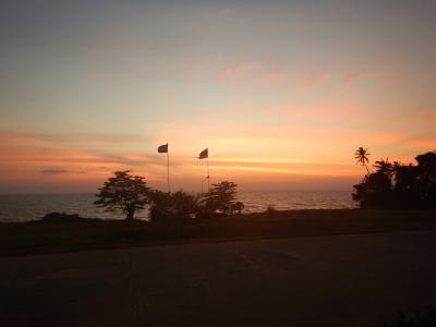 今年も沖縄、東南アジアへ(11) コッコンからトラート、バンコクへ移動