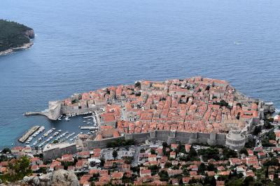 クロアチア旅行② ドゥブロヴニク