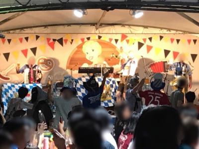 さいたまオクトーバーフェスト2017~大宮駅前の公園がビアガーデンに!~