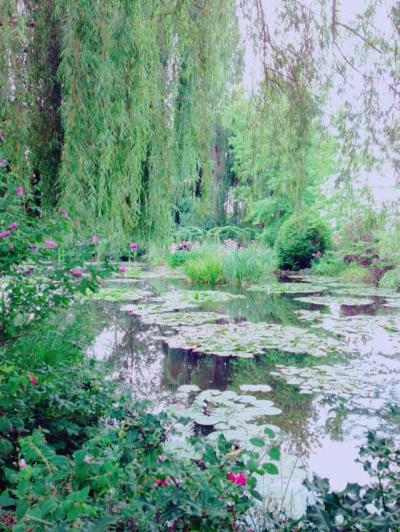 フランス旅行    ジヴェルニー モネの家と庭園編 行きたかった所