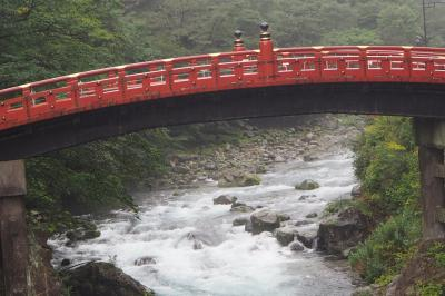 神橋 日光二嵐山神社 初めて行ってみた! 美しい景色
