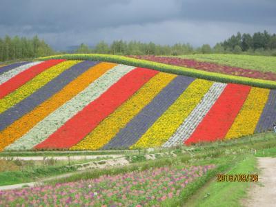 北海道のんびり旅 ~締めくくりは旭岳の紅葉を楽しむ~