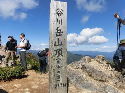 2017夏 18きっぷの旅5-2:水上 念願の日本百名山谷川岳と水上温泉