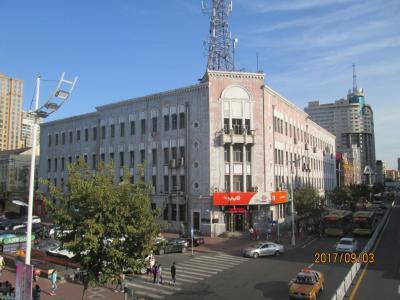 哈爾濱の尚志大街・歴史建築
