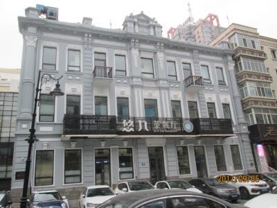 哈爾濱の西七・西九・西十一道街・歴史建築