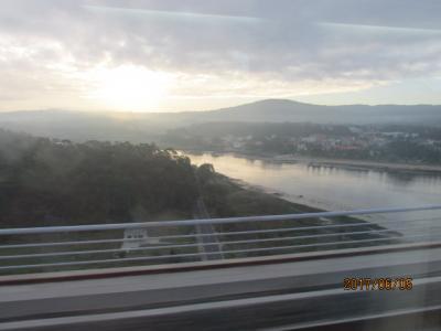 イベリア周遊の旅(33)ビーゴ(Vigo)へ。