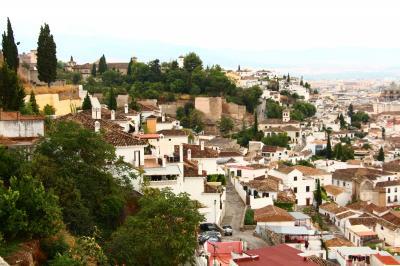 スペイン グラナダ市内観光