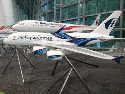 マレーシア航空 A380 NRT→KUL 期間限定就航に搭乗。[A380搭乗シリーズ第1段]