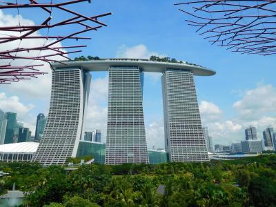 スクートでシンガポール